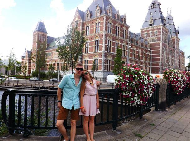 В Голландию из Украины