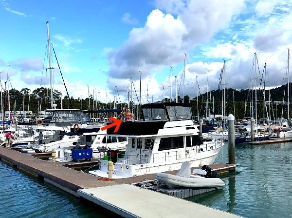 Яхта на недельку, или красивая жизнь для всех. Порт Эрли Бич.