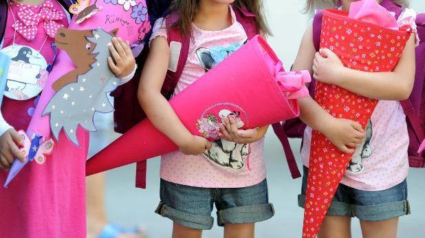 Первый день школы