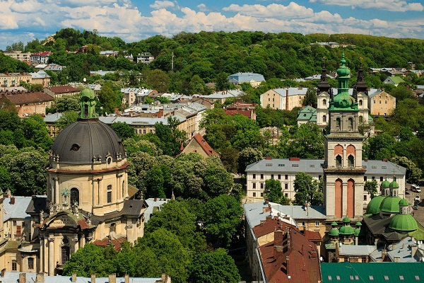 The most expensive destination in Ukraine