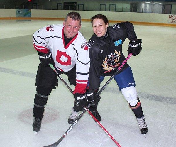 Наталья и Норман (Канада & Казахстан): международные сайты знакомств работают! История любви.