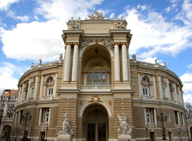 The most expensive destination in Ukraine is Odessa, ahead of Kiev.