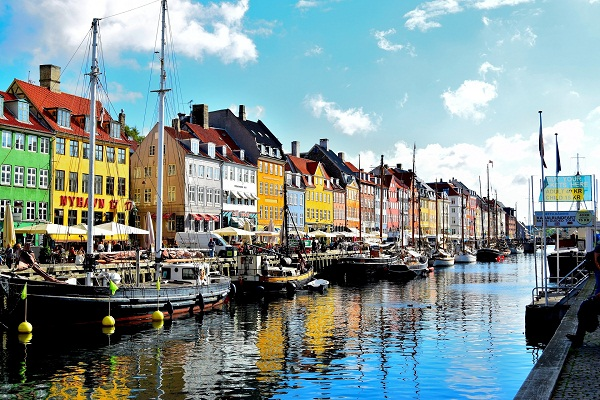 7. Копенгаген (Дания)