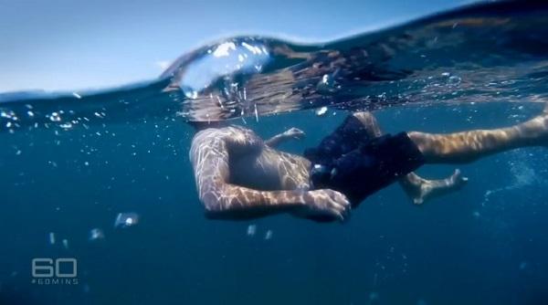 История рыбака из Австралии.