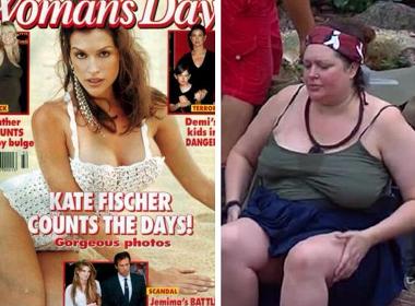 Зайпора Малка. Как топ-модель и жена миллиардера стала медсестрой весом 118 кг.