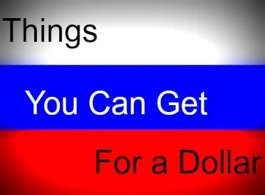 For 1 Us Dollar In Russia