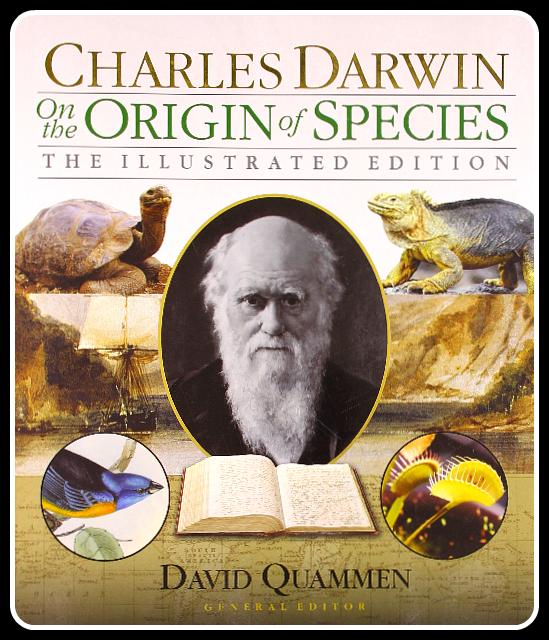 Чарльз Дарвин, теория эволюции.