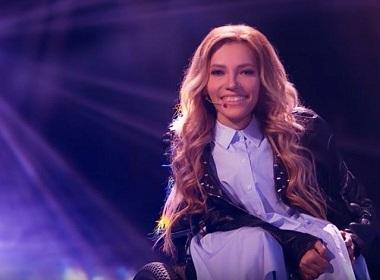 Wheelchair bound singer Julia Samoylova will represent Russia in Eurovision 2017 in Kiev, Ukraine