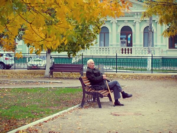 Pension deficit in Ukraine