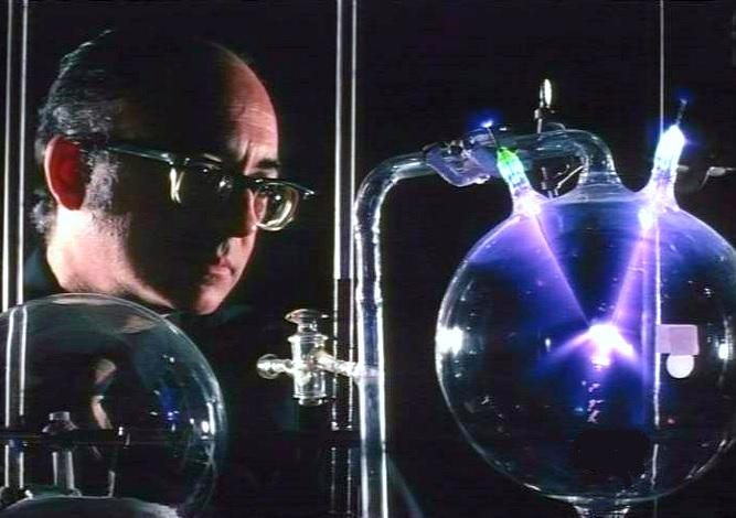 Стэнли Миллер, эксперимент.