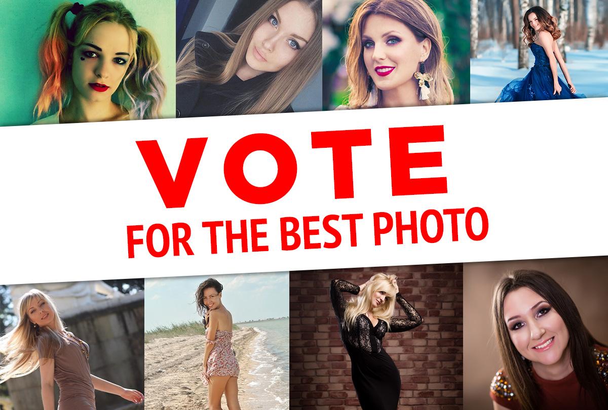 Best photo voting.