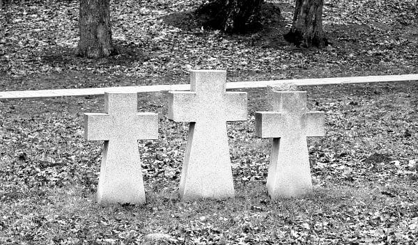 Смерть, кладбище.