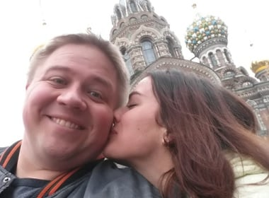 Fred (USA) and Svetlana (Russia): How we met and fell in love.