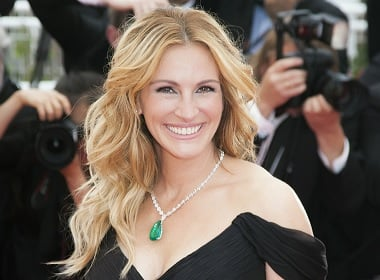Julia Roberts is the most beautiful woman in the world.