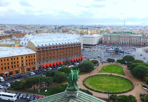 Astoria, St. Petersburg.