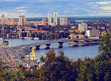 Ukraine is #2 in the world for income equality