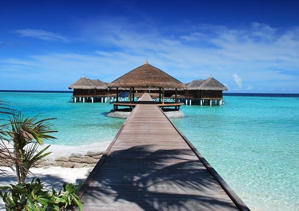 На первом месте — Мальдивские острова