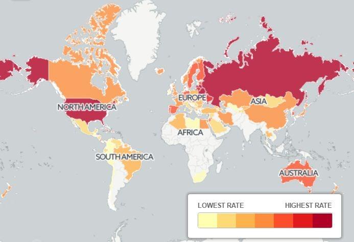 Россия — мировой лидер по разводам. Как так?