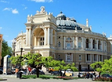 Best hotels in Odessa, Ukraine.