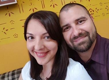 Ричард и Лариса (США, Украина): наша история любви и знакомства.