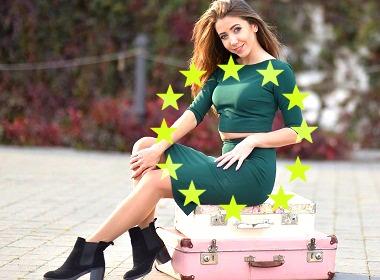 How much money Ukrainian girls need to visit Europe?