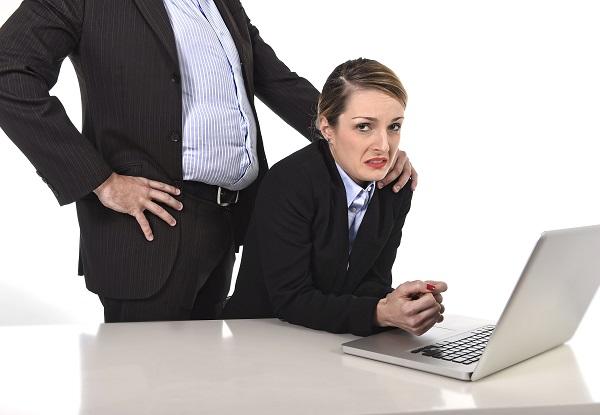 Нарушение личных границ на работе