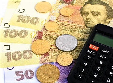 Wages and salaries in Ukraine: July 2017