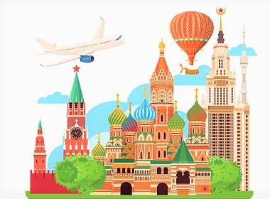 How to get a Russian visa in the USA