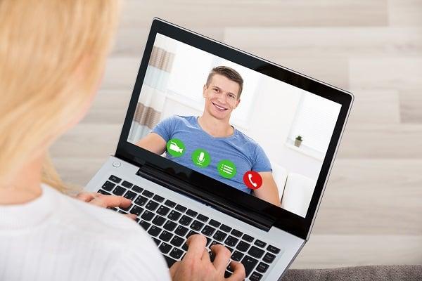 Skype свидание