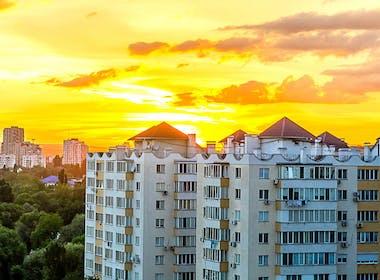 Real estate prices in Ukraine