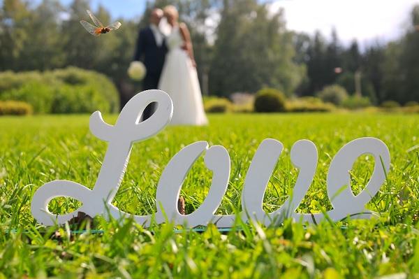 Love, wedding.