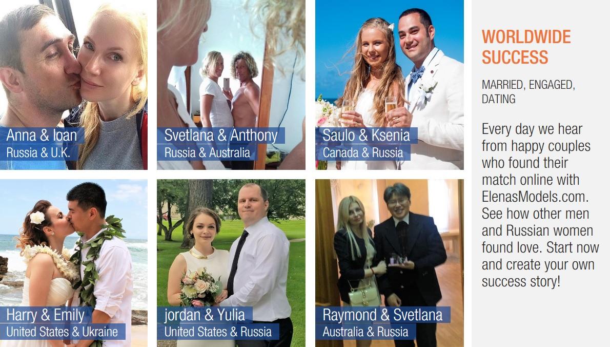 Elenasmodels.com success stories.