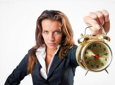 Время — самый ценный ресурс