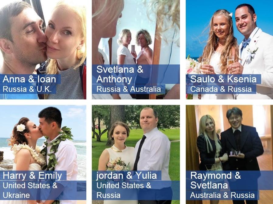 Do Russian women still consider marrying a foreigner as ...