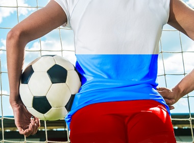 Russian women at World Cup, trending topic online.