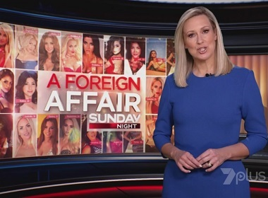 A Foreign Affair, Sunday Night TV broadcast, about romance tours to Ukraine. Online dating vs. romance tours.