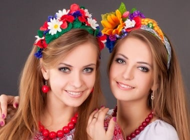 Relationships with Ukrainian women.