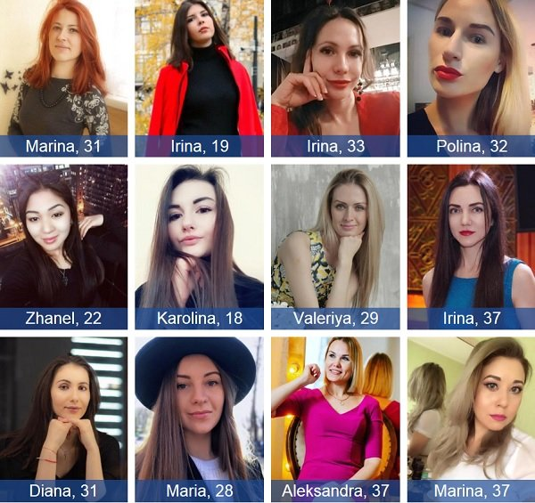 Why are there so many women from africa on dating sites